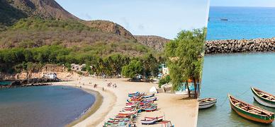 Cabo Verde - Sal e Santiago