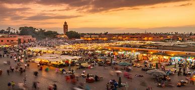 Marrocos Circuito Cultura&Praia
