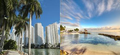 Miami & Nassau
