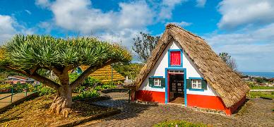 Funchal: Fly & Drive