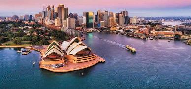 Austrália: Circuito