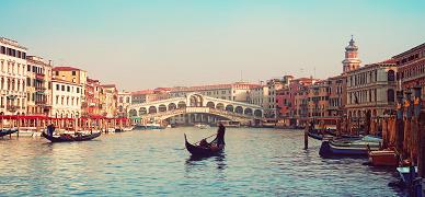 Milão, Veneza e Florença