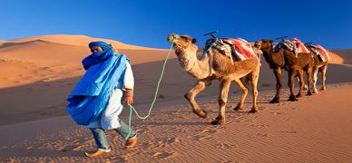 Marrocos-Rota Berberes e Tuareg
