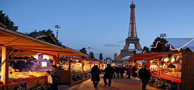 Paris - Mercados de Natal