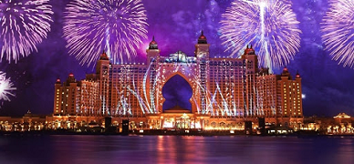 Fim de Ano no Dubai