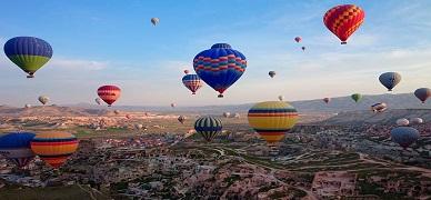 Circuito de Réveillon na Turquia