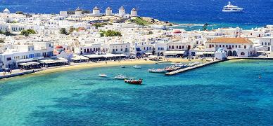 Grécia - Atenas & Mykonos