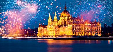 Budapeste - Especial fim-de-ano