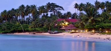 Fim de Ano - São Tomé & Rolas