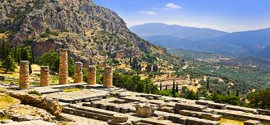 Grécia-Atenas, Delphi e Meteora