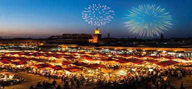 Marrakech Fim De Ano